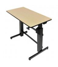 "Ergotron WorkFit-D 31"" - 51"" Height Adjustable Sit-Stand Desk"
