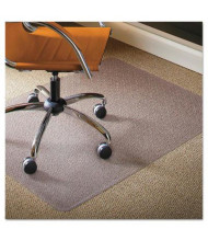 "ES Robbins Low Pile Carpet 36"" W x 48"" L, Straight Edge Chair Mat 141028"