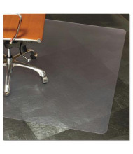 "ES Robbins Hard Floor 36"" W x 48"" L, Straight Edge Chair Mat 143007"