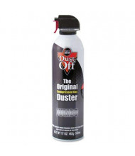 Falcon Dust-Off 17oz Disposable Compressed Gas Duster Can