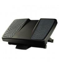 """Fellowes 8067001 18"""" W x 13"""" D Adjustable Height/Tilt Massage Bump Footrest"""