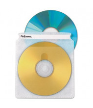 Fellowes 20- Pack Two-Sided CD & DVD Sleeves