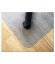 "Floortex EcoTex Revolutionmat Hard Floor 48"" W x 65"" L, Beveled Edge Chair Mat ECO3648EP"
