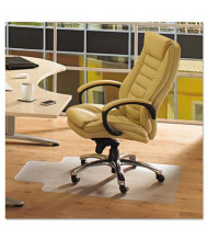"Floortex EcoTex Revolutionmat Hard Floor 48"" W x 36"" L, Beveled Edge Chair Mat ECO3648LP"
