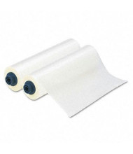 "GBC Ultima EZload Nap II Clear 12"" x 100' 5 mil Roll Laminating Film (2 Rolls)"