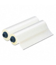 "GBC Ultima EZload Nap II Clear 12"" x 300' 1.7 mil Roll Laminating Film (2 Rolls)"