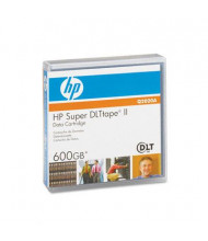 "HP Q2020A Super DLT-2 300/600GB 1/2"" Data Tape Media Cartridge, 1/Pack"