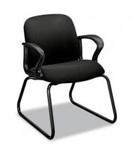 HON Gamut 2073 Sled Base Fabric Guest Chair