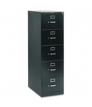 """HON 315CPP 5-Drawer 26.5"""" D Vertical File Cabinet, Legal"""