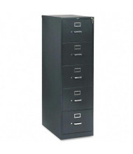 "HON 315CPS 5-Drawer 26.5"" D Vertical File Cabinet, Legal"