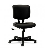 HON Volt 5701 Swivel-Tilt Leather Mid-Back Task Chair