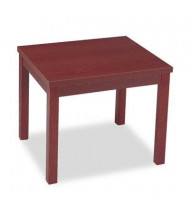 HON 80193NN Mahogany Laminate Occasional End Table