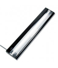 "HON 34"" H Fluorescent Task Light for HON Stack-On-Storage Units, Black"