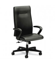 HON Ignition IE102 Leather High-Back Executive Chair
