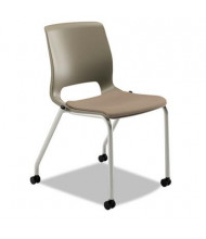 HON Motivate MG201 Fabric Stacking Chair, 2-Pack