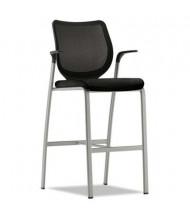 HON Nucleus N709 Ilira-Stretch M4 Back Fabric Cafe Stool