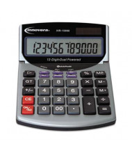 Innovera 15968 12-Digit Minidesk Calculator