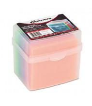 Innovera 20-Pack CD & DVD Slim Storage Box
