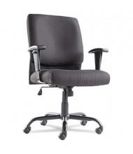 OIF BT4510 Big & Tall 450 lb. Fabric Mid-Back Task Chair