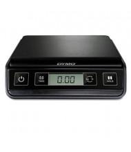 """Pelouze Dymo M3 3 lb. Portable Digital Postal Scale, 6"""" W x 6"""" D Platform"""