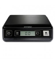 """Pelouze Dymo M5 5 lb. Portable Digital Postal Scale, 6"""" W x 6"""" D Platform"""