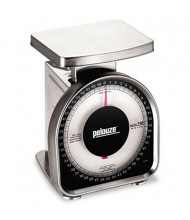 "Pelouze Dymo Monarch Y50 50 lb. Portable Mechanical Postal Scale, 6"" W x 4.75"" D Platform"