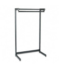 "Quartet 36"" W Single-Sided Garment Rack"
