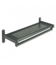 Quartet Perforated 12-Garment Shelf Rack
