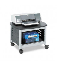 Safco Underdesk Printer Stand, Black