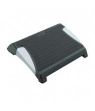 """Safco 2120BL Restease 16"""" W x 14"""" to 15"""" D Adjustable Tilt Anti-Slip Footrest"""