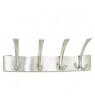 Safco Metal 8-Garment Wall Rack