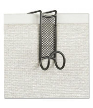 Safco Onyx Mesh Single-Garment Coat Hook