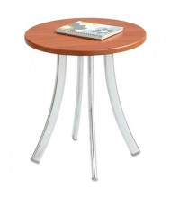 "Safco Decori 5098 16"" Round Side Table"