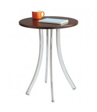 "Safco Decori 5099 26"" Round Side Table"
