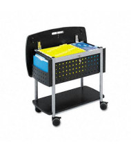 Safco Scoot Mobile File Cart