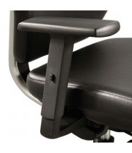 Safco 7064BL Height-Adjustable T-Pad Arms for Sol Task Chair