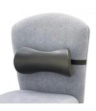 Safco 7154BL Lumbar Support Memory Foam Backrest