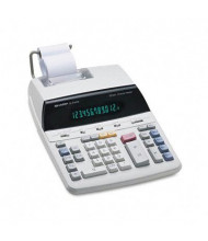Sharp EL2192RII Two-Color Roller 12-Digit Printing Calculator
