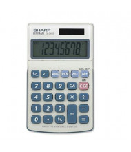 Sharp EL240SB 8-Digit Handheld Business Calculator
