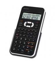 Sharp EL-531XBWH 12-Digit Scientific Calculator