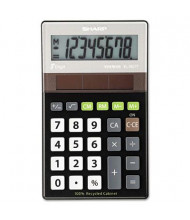 Sharp EL-R277BBK Recycled 8-Digit Handheld Calculator