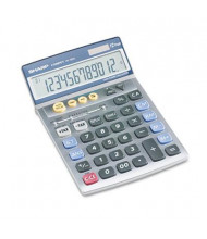 Sharp VX792C Portable 12-Digit Desktop/Handheld Calculator