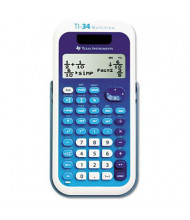 Texas Instruments TI-34 MultiView 16-Digit Scientific Calculator
