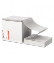 """Universal 9-1/2"""" x 11"""", 15lb, 3300-Sheets, Letter Trim Computer Printout Paper"""