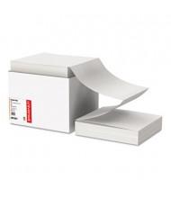 """Universal 9-1/2"""" x 11"""", 18lb, 2300-Sheets, Letter Trim Computer Printout Paper"""