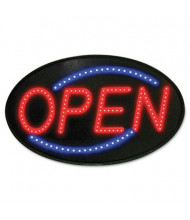 "Newon 21"" W x 13"" H Open LED Sign"