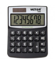 Victor 1000 8-Digit Minidesk Calculator