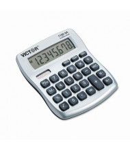 Victor 1100-3A Antimicrobial Compact 10-Digit Desktop Calculator