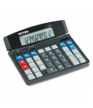 Victor 1200-4 12-Digit Business Desktop Calculator