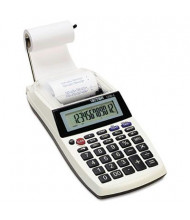 Victor 1205-4 Portable 12-Digit Palm/Desktop Printing Calculator